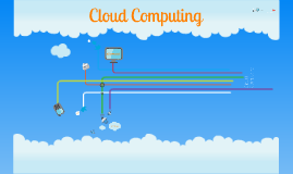 Copy of Free - Cloud Computing prezi template