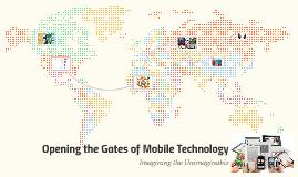 Understanding Mobile Technology