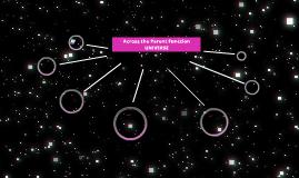 Across the Parent Function UNIVERSE