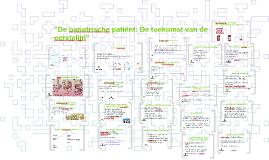 """""""De bariatrische patient: De toekomst van de eerstelijn"""""""
