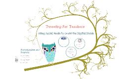 Tweeting for Teachers