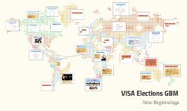 VISA Elections GBM