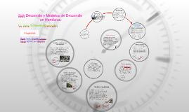Copy of Sub Desarrollo y Modelos de Desarrollo en Honduras