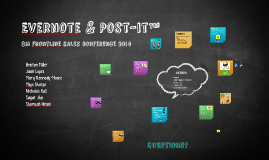 Copy of Evernote & Post-it