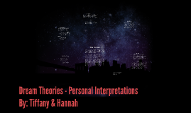 Dream Theories - Personal Interpretations