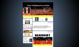 Copy of Johan Wolfgang Von Goethe