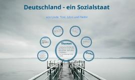 Deutschland - Ein Sozialstaat