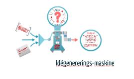 Copy of 2z innovation Idegeneringsmaskine