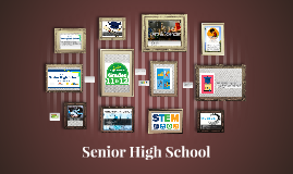 What is Senior High School?