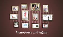 Menopause & Aging