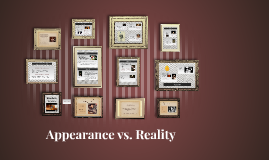 king lear appearance vs reality King lear essaysthe theme of appearance versus reality is a reoccurring one throughout the play of king lear by william shakespeare as shakespeare demonstrates, nothing is as it seams.