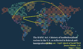 The RAISE Act: A history of institutionalized racism in the