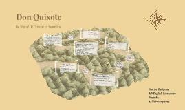 Copy of Don Quixote