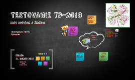 TESTOVANIE T9-2016