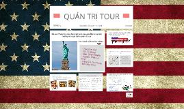QUẢN TRỊ TOUR