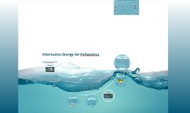 Alternative Energy for Pollutonics