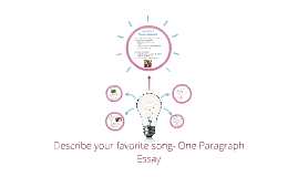 describe your favorite song one paragraph essay by rebekah hacker  describe your favorite song one paragraph essay by rebekah hacker on prezi