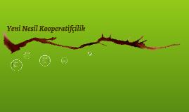Copy of Kooperatifçilik