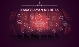 Copy of Copy of KASAYSAYAN NG DULA