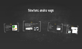 Newtons andra vagn