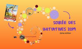 Soirée des initiatives 2019