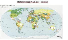 Befolkning og erhverv i Verden
