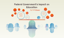 Federal Government's Impact on Education