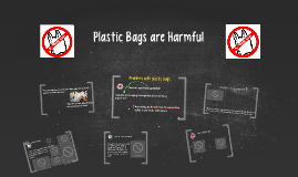 Plastic Bans are Harmful