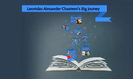 Copy of Leonidas Alexander Chasteen's