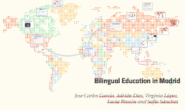 Bilingual Education in Madrid
