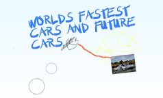 WORLDS FASTEST CARS AND FUTURE CARS