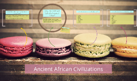 Copy of How did trade impact early african civilizations?