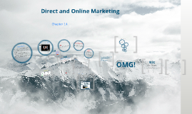 Direct and Online Marketing 14