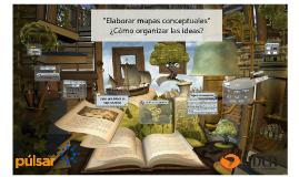 Elaborar Mapas conceptuales