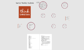 Think Christian Survey Monkey Analysis