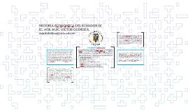 HISTORIA ECONOMICA DEL ECUADOR IX