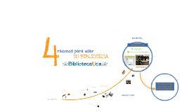 Presentación Biblioteca Humanidades 2013-14