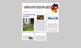 interessante fakten über deutschland