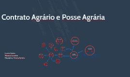 Copy of Contrato Agrário e Posse Agrária