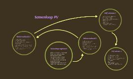 Samenloop PV