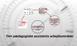 Den pædagogiske assistents arbejdsområder