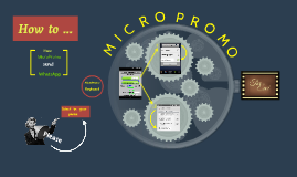 MicroPromo  &  WhatsApp