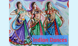 Indian Dances