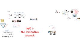 Module 4 Executive Branch