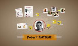 Mr Robert ANTOINE