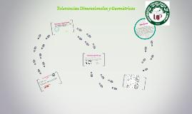 Tolerancias Dimensionales y Geométricas