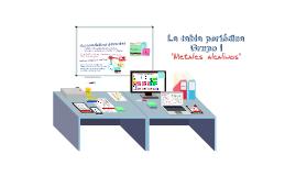 Copy of Tabla periodica - Grupo I