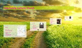 Copy of Holy Family Catholic Church