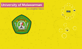 University of Mulawarman