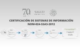 Copy of Copy of CERTIFICACIÓN DE SIRES (NOM-024-SSA3-2012)